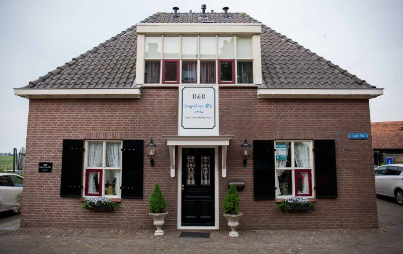 Bed & Breakfast 'Vergeet me Niet'